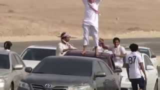 Арабские развлечения в пустыне / Arabic entertainment in the desert