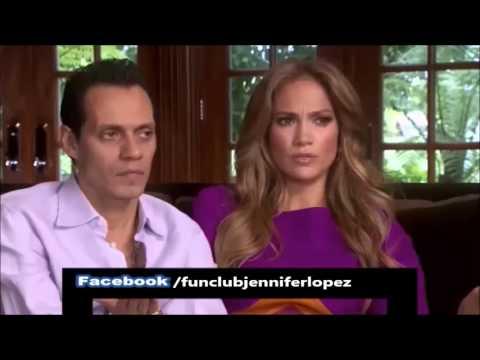 Jennifer Lopez & Marc Anthony $ellebrity Documentary 2013
