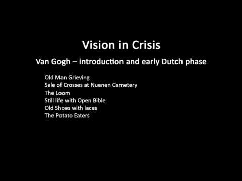 A history of modern art in 73 lectures: lecture 4 (Van Gogh)