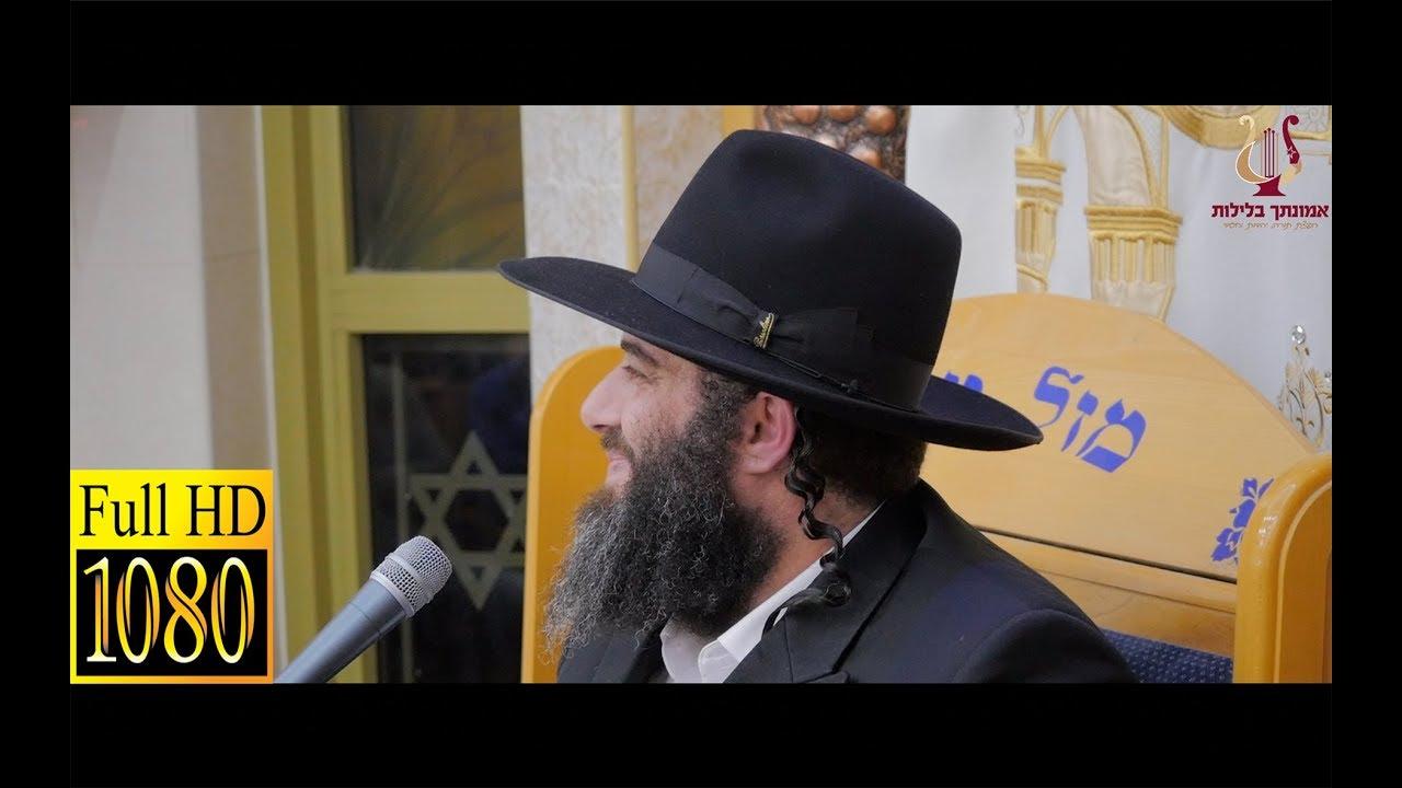 הרב רונן שאולוב בשיעור פיצוץ - אלמלי משמרין ישראל שתי שבתות כהלכתן מיד נגאלין - קרית עקרון 12-4-2018
