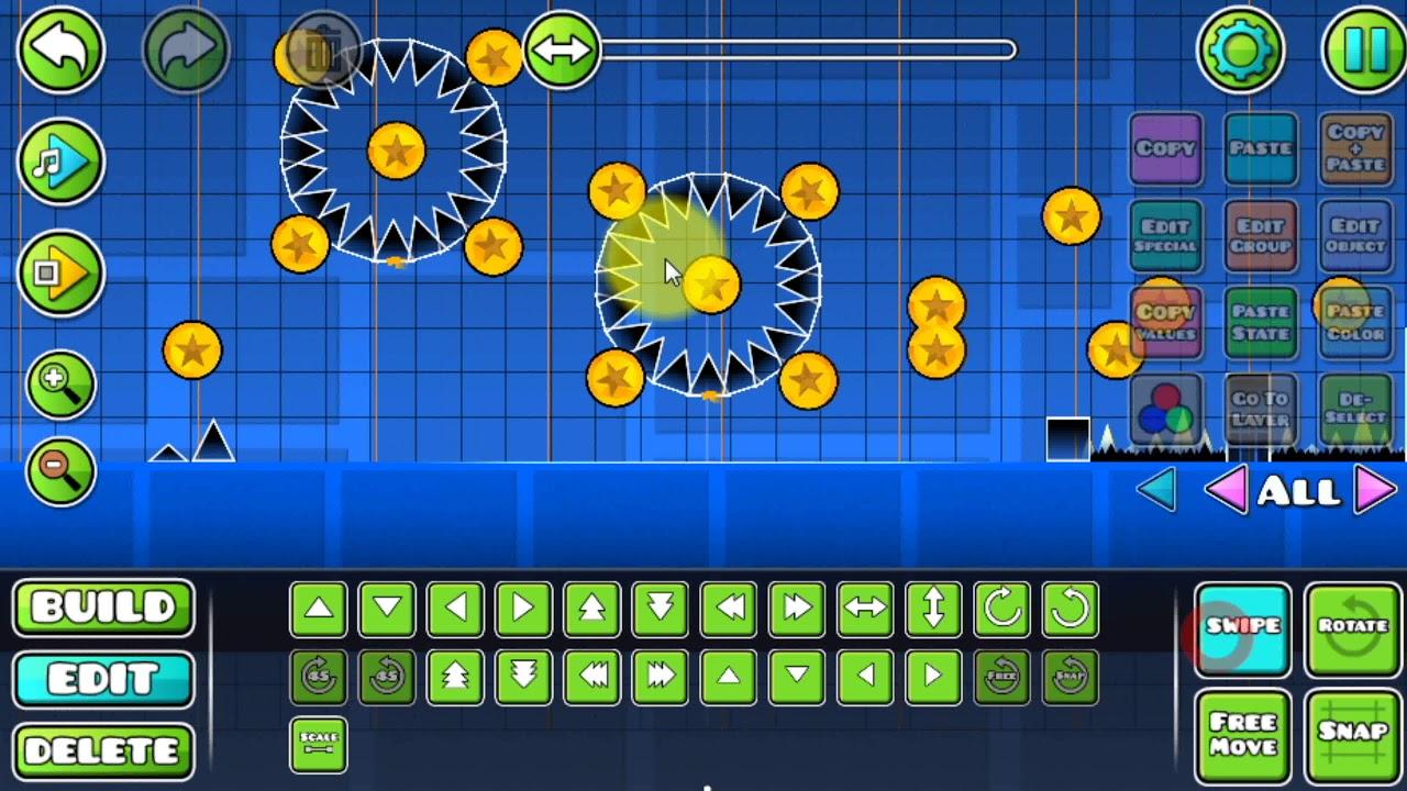geometry dash 2.1 coin hack