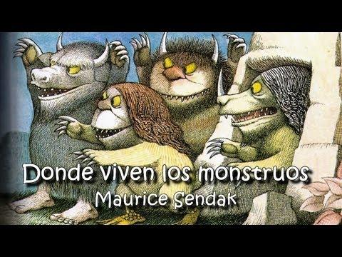 Donde viven los monstruos - Cuentos infantiles - Maurice