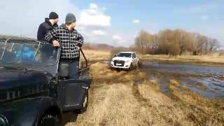 Ford Ranger xl+тест драйв
