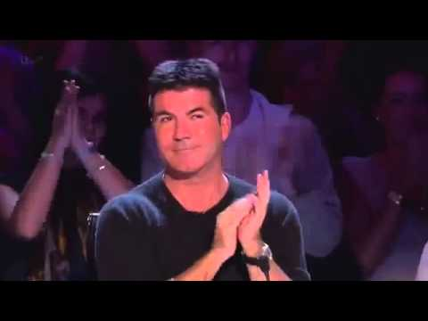 Simon Cowell Blown Away After Making Fun of This Singer