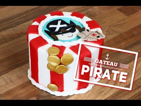 recette-gÂteau-pirate-pÂte-a-sucre-|-cake-design