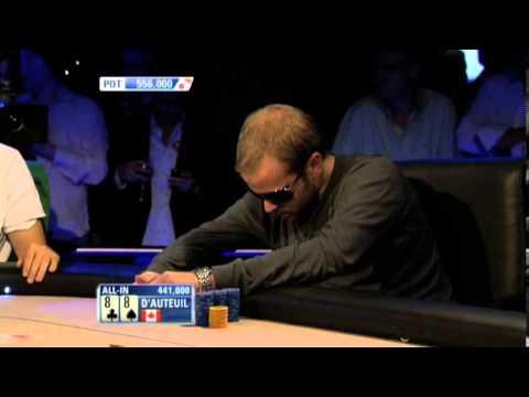 EPT London Season 5 (2008 European Poker Championships) - Episode 3 (Final table)