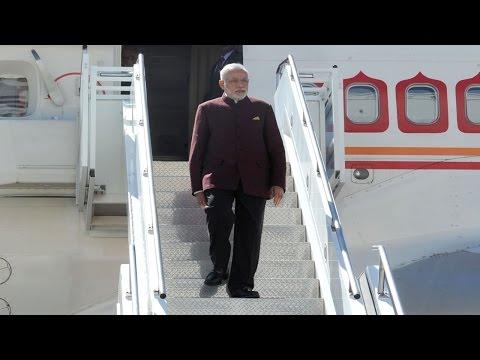 Prime Minister Narendra Modi arrives at New York | PMO