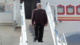 Prime Minister Narendra Modi arrives at New York thumbnail