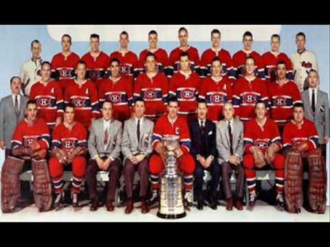 Les Canadiens de Montréal , 100 ans ! Les Coupes Stanley