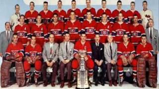 Les Canadiens De Montreal 100 Ans Les Coupes Stanley Youtube