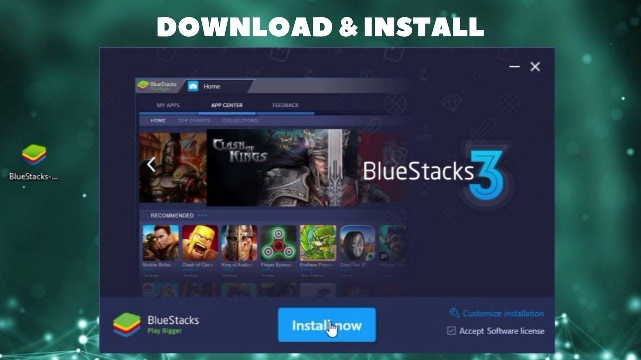 Bluestacks 1 for pc download