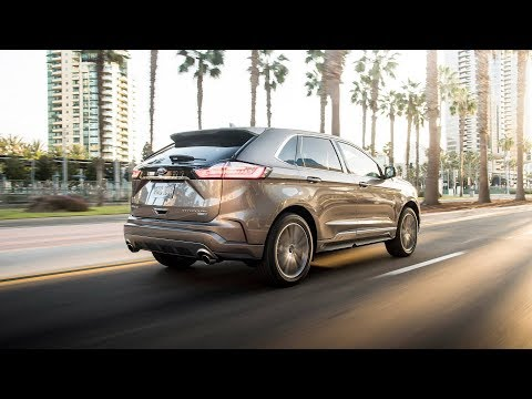 2019 Ford Edge SE AWD Review: Price, Specs & Features