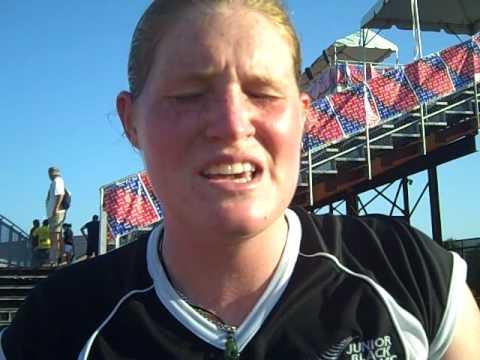 BDO Junior Women's Field Hockey World Cup 2009--NZL