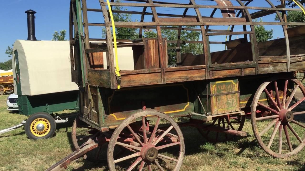 Sheep Wagons At Wyoming State Fair Douglas Wyoming With The Worldu0027s Best  Knife Sharpeners   YouTube
