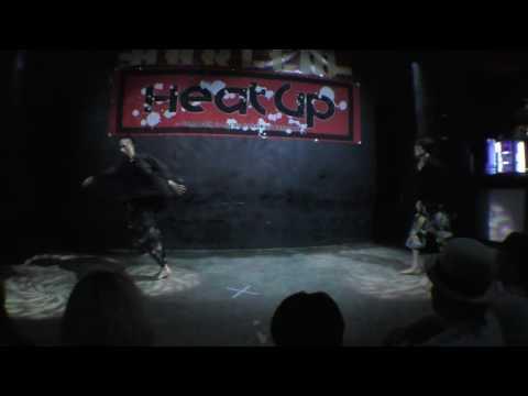 S.I.V.A.C.O.T.(T.I.C&FooL&CCBB&霙&Shait) / HEAT UP Vol.32 DANCE SHOWCASE