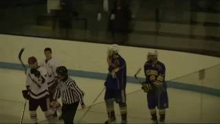 Acton Boxborough Varsity Boys Hockey @ Chelmsford 1/28/12