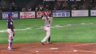 2017.2 侍ジャパン 壮行試合(福岡ヤフオクドーム)