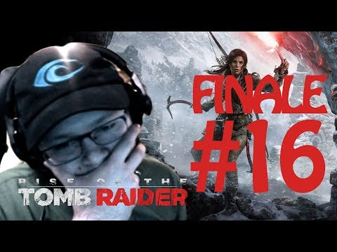 """AARON PLAYS Rise of the Tomb Raider: FINALE #16   """"Chamber of Souls"""""""