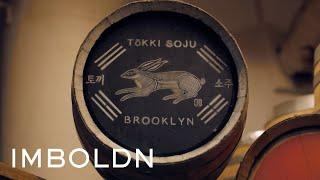 토끼소주: 브루클린에서 만드는 한국의 전통주