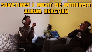 Up In The Annexe Ep 41 - Little Simz Sometimes I Might Be Introvert Album Reaction