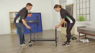 How to Assemble the Prince Pro Series 7500 Indoor Table