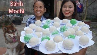 Bà Tân Vlog - Làm Mâm Bánh Mochi Siêu To Khổng Lồ