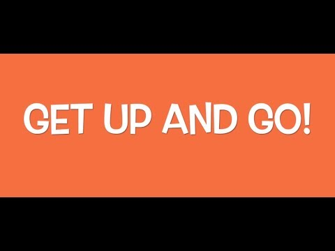 """Choonbaboon-""""Get Up and Go!"""" FULL TEACHING VIDEO!"""