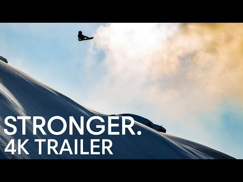 STRONGER snowboard video. The Union Team Movie – Official 4K Trailer