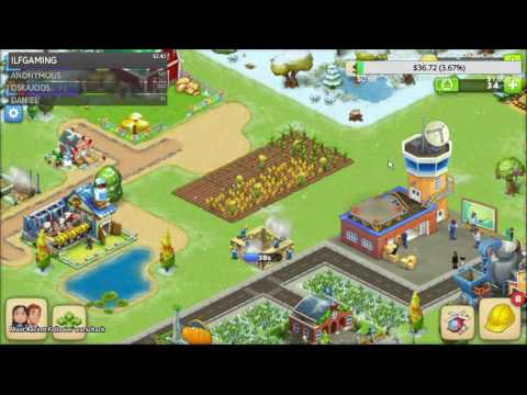 Township Phone APP Gameplay