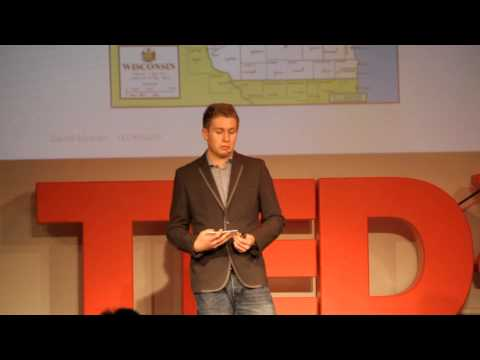 An Exchange Year in the USA | David Elsener | TEDxYouth@Zurich