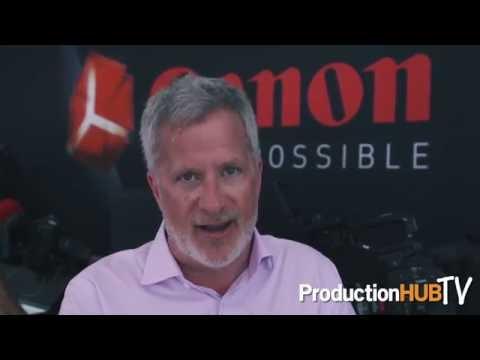 Canon's Tim Smith talks IMAX & Netflix 4K at Cine Gear 2016