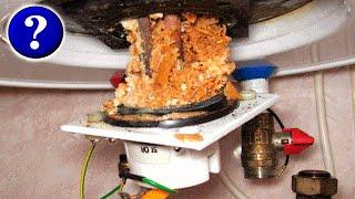 видео Как очистить и как почистить водонагреватель от накипи. Как удалить накипь в водонагревателе