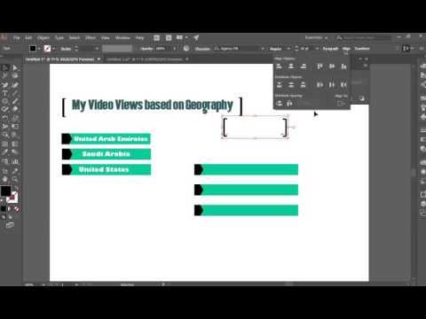 illustrator tutorials :Infographic in adobe illustratorدروس ...