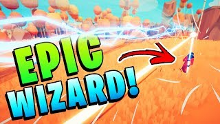 TABS - This WIZARD Can Harness All The Powers! - Totally Accurate Battle Simulator