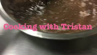Cooking With Tristan intro