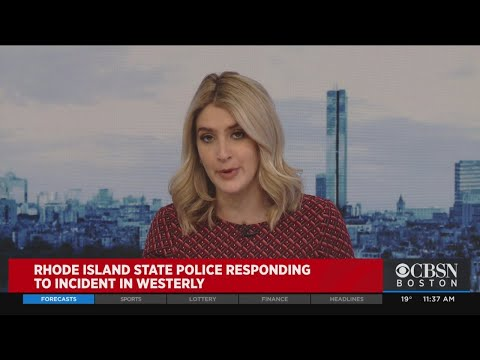 Rhode Island State Police Responding To Incident In Westerly