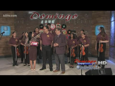 Tuloso Midway High School Mariachi Interview