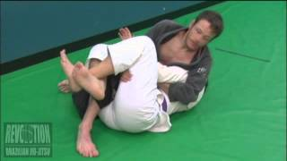 Floating Pass To Old School Kimura Finish