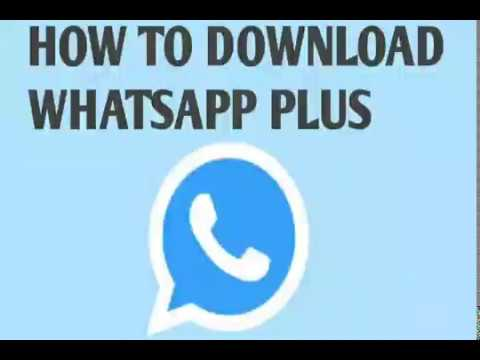 How To Download Whatsapp Plus|| By Ameer Hamza