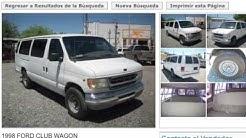 Truck Trader Tijuana - Vans