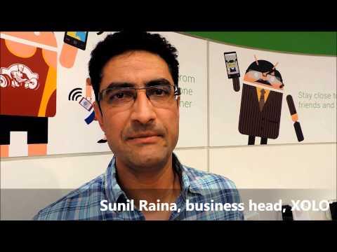 AndroidLand: Sunil Raina, business head, XOLO -by TelecomLead.com