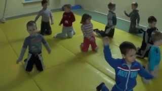 Тренировка по дзюдо для детей - 1. Centre Judo Kids. Feodosiya.