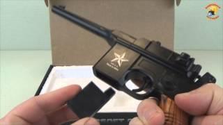 ������ ������� �������������� �������� Mauser