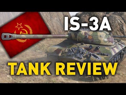 World of Tanks || IS-3A -Tank Review