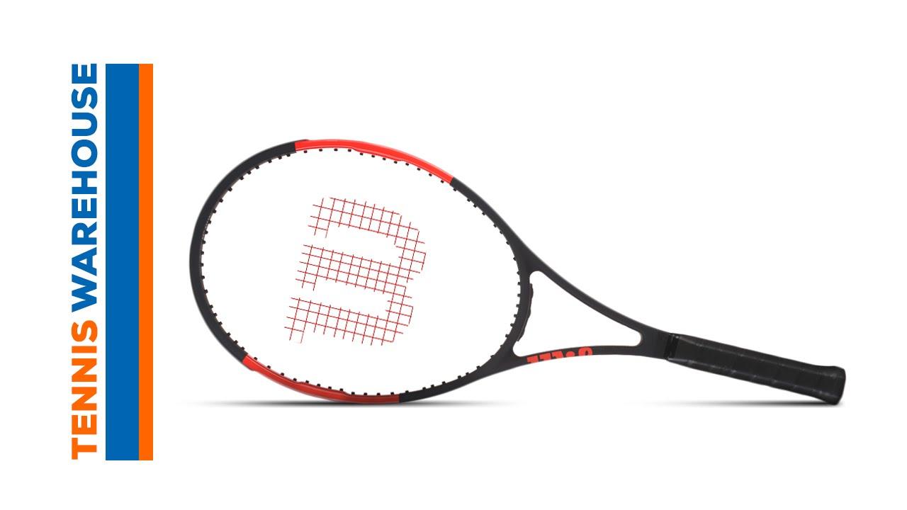 4006ed73f Wilson Pro Staff 97 Racquet Review. Tennis Warehouse