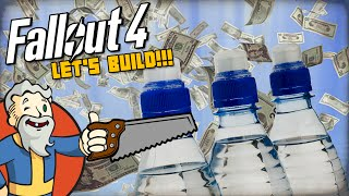 """""""HOW TO GET RICH WITH PURIFIED WATER!!!"""" MODDED Fallout 4 LET"""