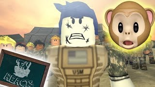 The Last Guest 3 (The Uprising) - A Sad Roblox Movie (Reaction) Part 1 | Thinknoodles Reacts