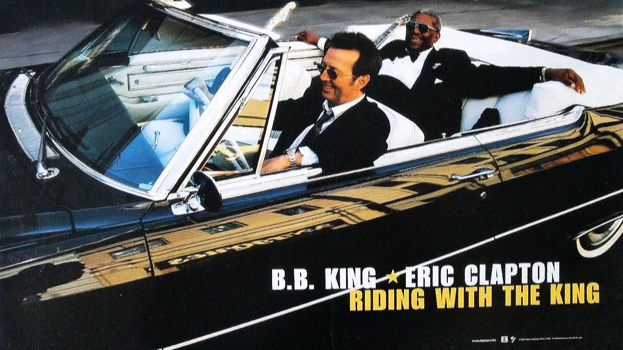 Bb king eric clapton the thrill is gone