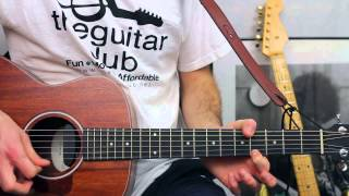 ► Girls Chase Boys - Ingrid Michaelson - Guitar Lesson (Melody + Chords) ✎ FREE TAB