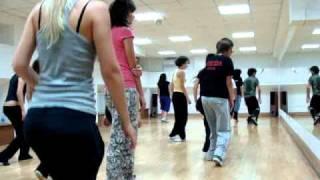 Современные танцы. Хореограф - Сергей Черкасов, Видео 3